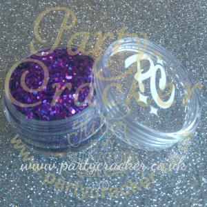 Light Purple Holographic Chunky Glitter