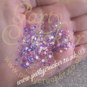10g - Pinky Purple Mix