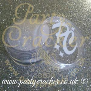 Metallic White Ice Glitter