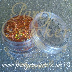 Copper Spice Holographic Chunky Glitter