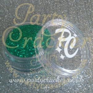 Metallic Emerald Glitter